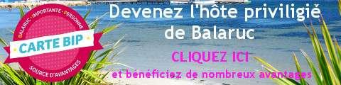 Carte BIP Source d'avantages à Balaruc-les-Bains