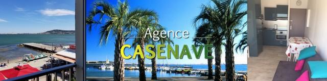 Agence immobilière Casenave Balaruc les Bains