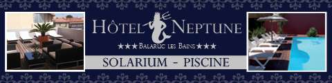 Hôtel Neptune Balaruc les Bains