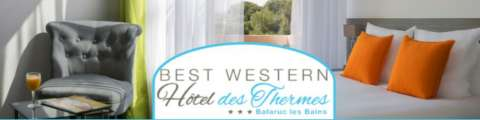 Hotel des Thermes Balaruc-les-Bains