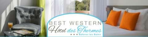 Hotel des Thermes Balaruc-les-Bains