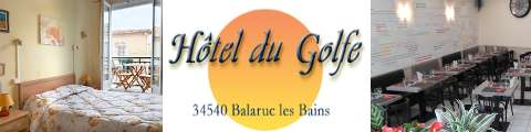Hotel du Golfe Balaruc les Bains