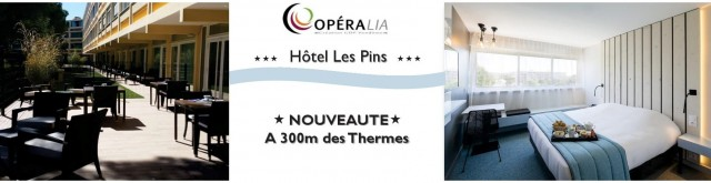 OPERALIA HOTEL LES PINS BALARUC LES BAINS