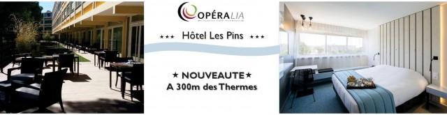 OPERALIA HOTEL LES PINS BALARUC LES BAINS