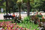 Square Bordes Balaruc-les-Bains