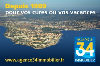 Agence 34 immobilier Balaruc-les-Bains