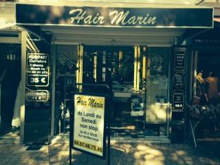Hair marin Salon de coiffure Balaruc les Bains