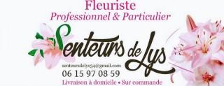 SENTEURS DE LYS FLEURISTE BALARUC LES BAINS