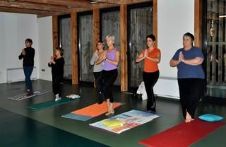 Yoga Atelier de pratique corporelle Thermes Balaruc les Bains