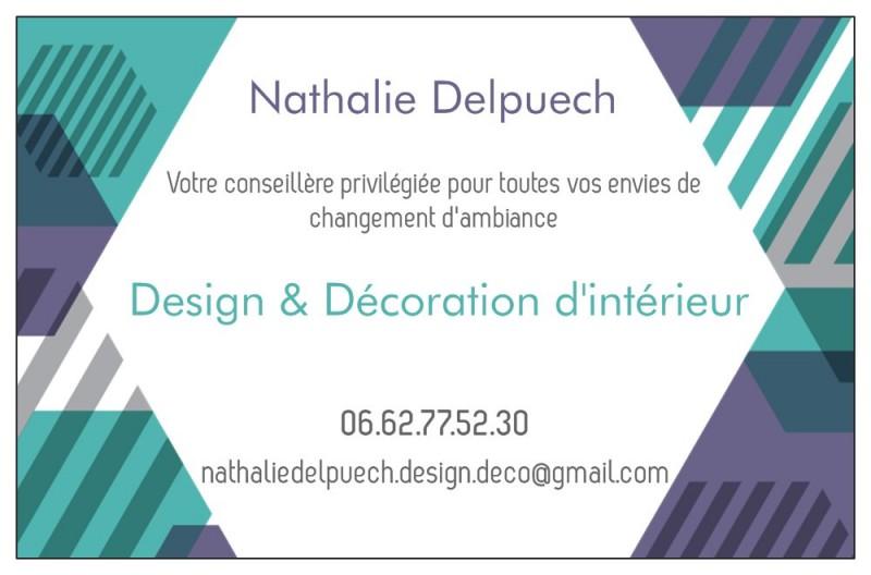 Nathalie Delpuech Design et décoration d'intérieur