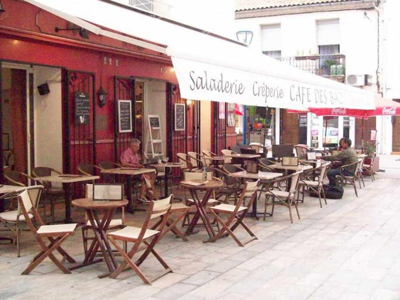 Café des Bains Balaruc les Bains