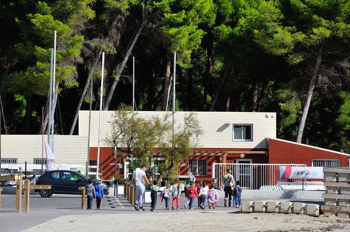 Centre Nautique Manureva Balaruc-les-Bains