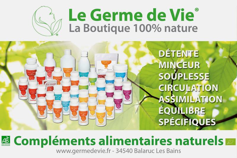 Germe de vie Balaruc-les-Bains