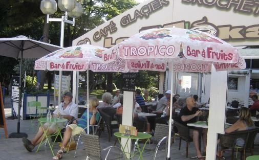 Le Moka Brasserie Balaruc-les-Bains