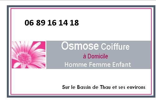 Osmose Coiffure Coiffure à domicile Balaruc-les-Bains