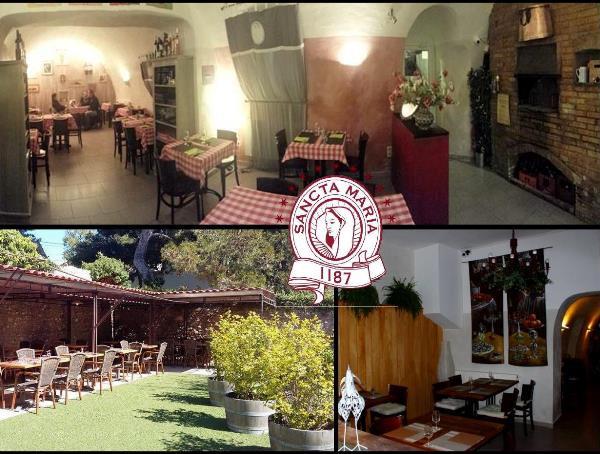 Restaurant Sancta Maria Balaruc-les-Bains