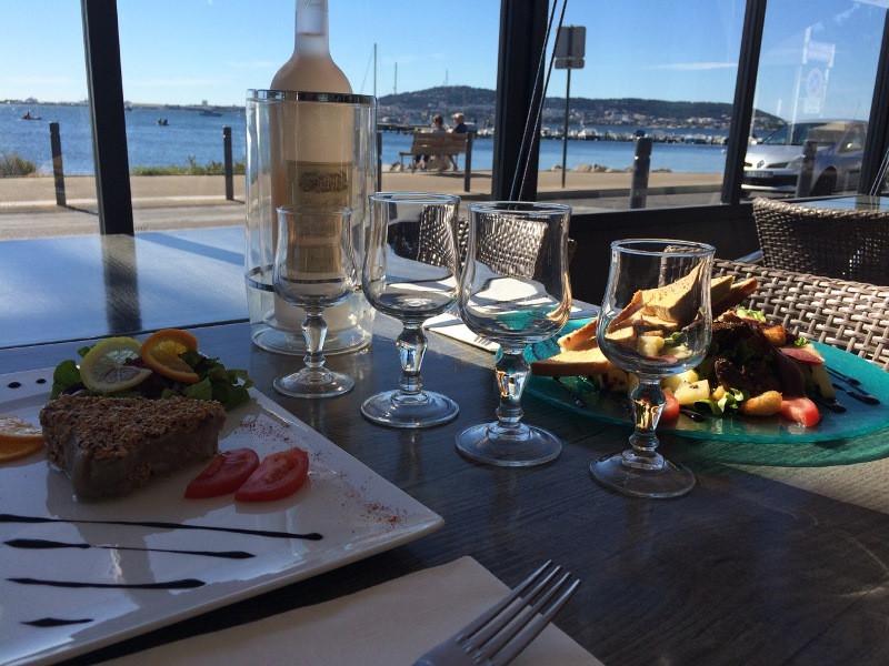 Restaurant la Barge Balaruc-les-Bains