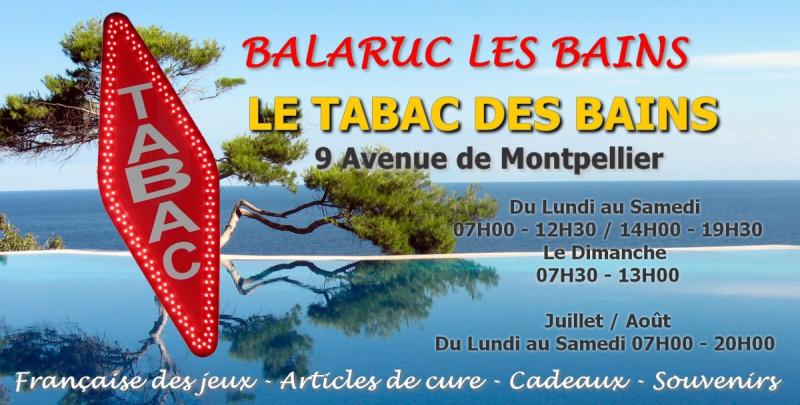 Tabac des Bains Balaruc-les-Bains