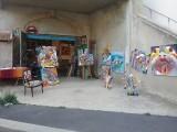 Atelier et galerie d'art Alfred Expositions Balaruc Les Bains