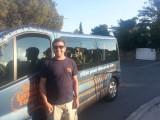 Visite typique de Sète Sortie commentée en mini-bus avec Sète Grand Tour