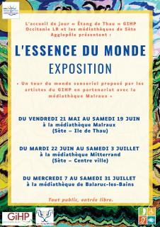 Affiche expo essence du monde (4)