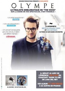 Concert Olympe Balaruc les Bains