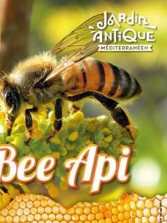 FESTIVAL BEE API JARDIN ANTIQUE MEDITERRANEEN BALARUC