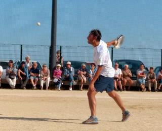 Match de Tambourin Sports Balaruc-les-Bains