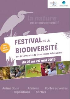 Festival de la biodiversite sur le territoire de Thau et des Palavasiens