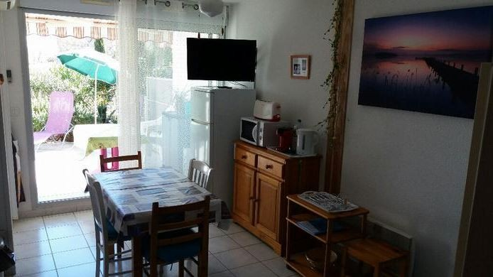 LOCATION BALARUC LES BAINS RESIDENCE LES SOURCES 4