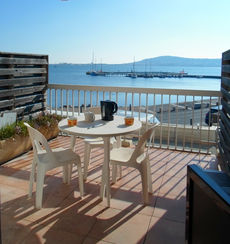 LOCATION BALARUC-LES-BAINS RESIDENCE PORT A 108