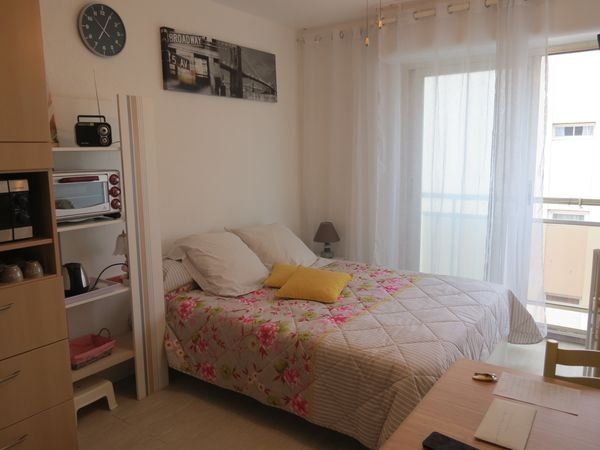 Location Balaruc-les-Bains Mme Pedebas Sylvie n°31 résidence Sévigné 5