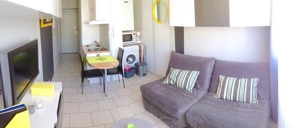 Location Balaruc-les-Bains Mr Delpuech Résidence le Verseau entrée B N°140