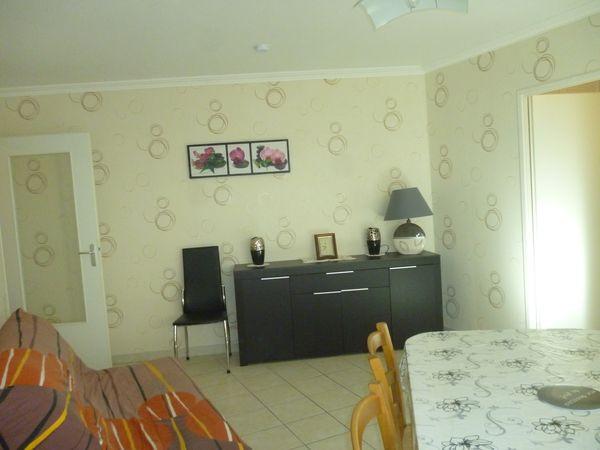 Location Balaruc-les-Bains Mr Ruffie Patrick N°2111 résidence Aquanatura B