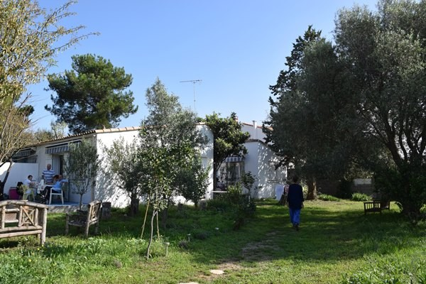Location Balaruc les Bains Parc L'Olivier