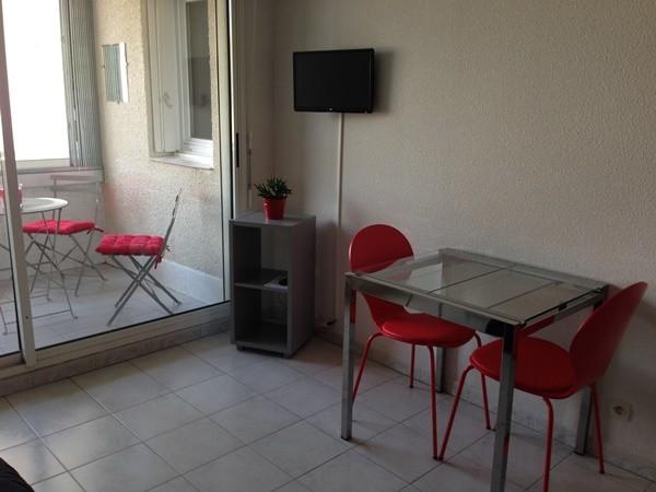 Location Balaruc-les-bains Mme Albouy Simone Résidence Port Sud N°6
