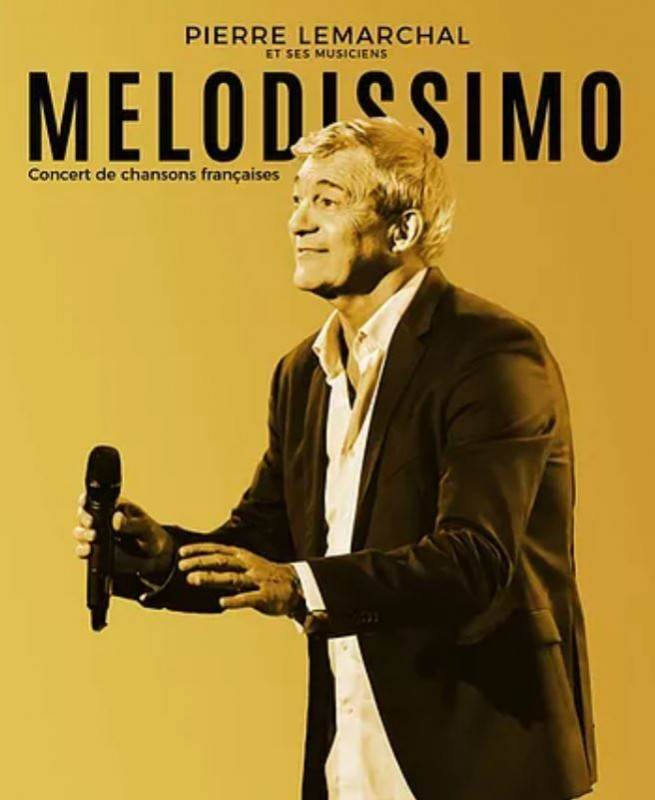 MELODISSIMO PIERRE LEMARCHAL