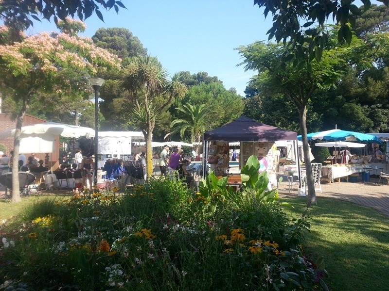 Marché artisanal Balaruc-les-Bains