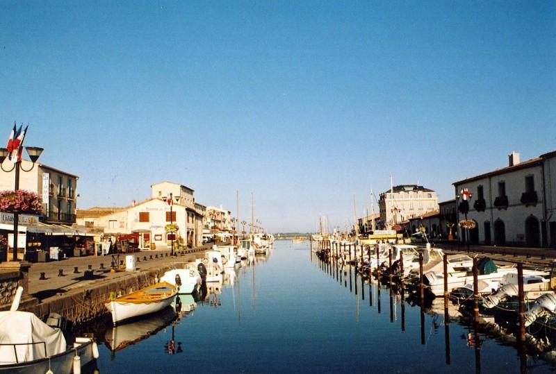 Marseillan-Port © WIKIMEDIA