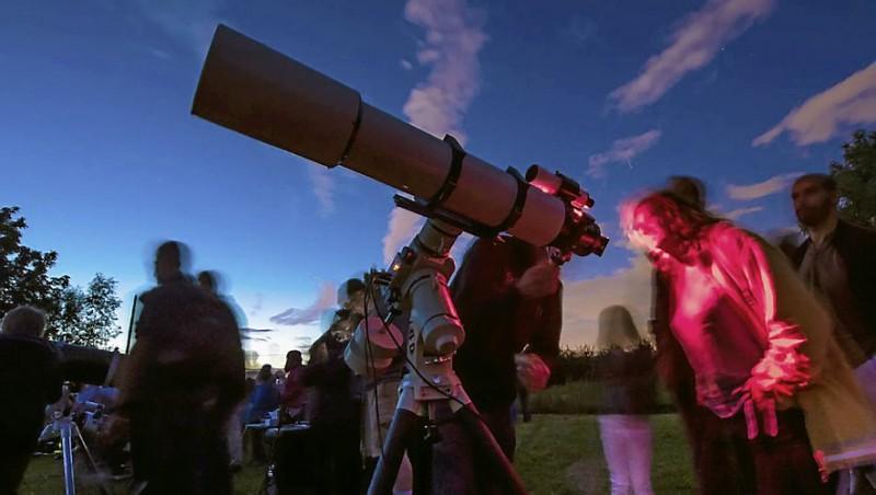 SOIREE ASTRONOMIE BALARUC MIDI LIBRE