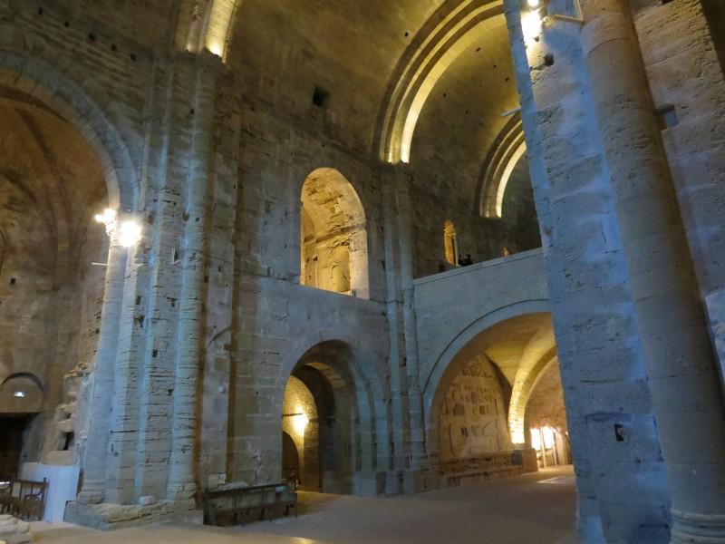 SORTIE MINI BUS BALARUC TOURISME CATHEDRALE DE MAGUELONNE